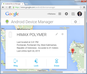 Android Ddevice Manager